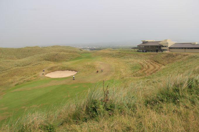 Ballybunion Golf 18th Hole