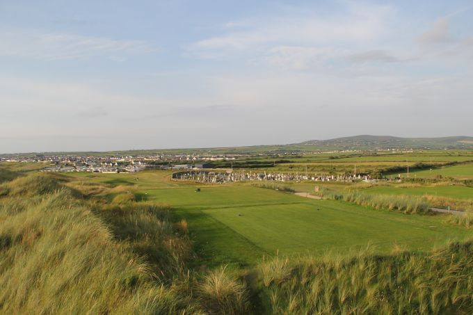 Ballybunion Golf 1st Tee