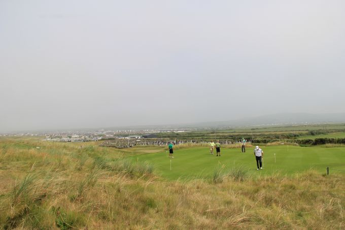 Ballybunion Putting Green