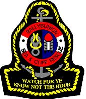 Ballybunion Sea Rescue Crest