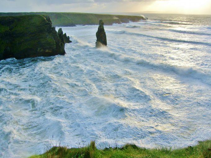 Bromore Cliffs Wild Atlantic