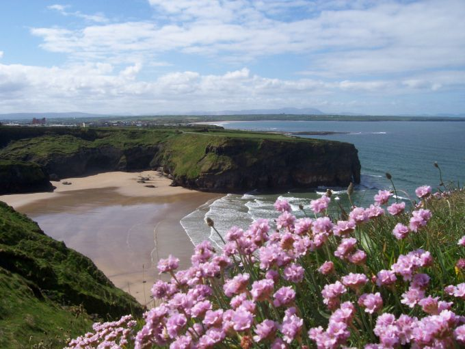 Nun's Beach Ballybunion
