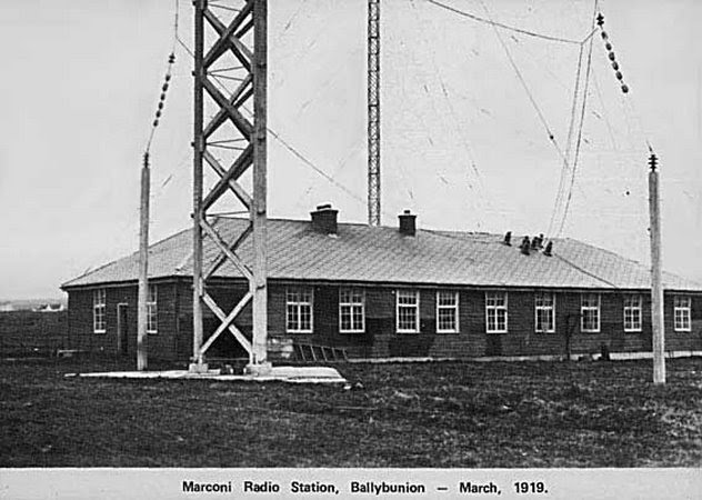 Marconi Station at Ballybunion
