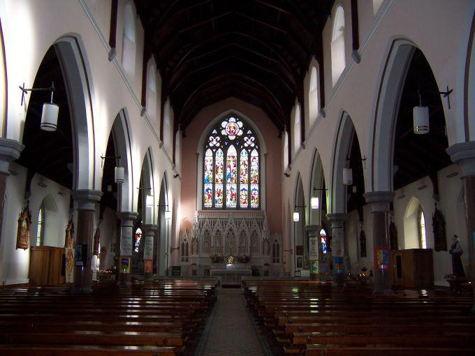 St John's Church in Ballybunion
