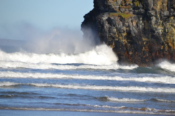 Ballybunion surf