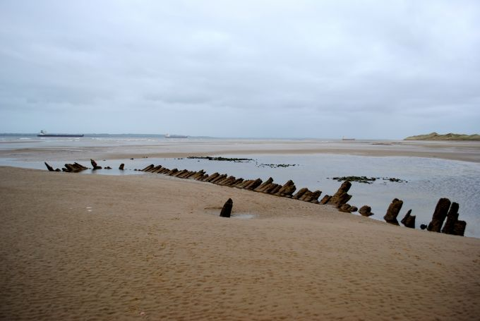 Thetis Shipwreck