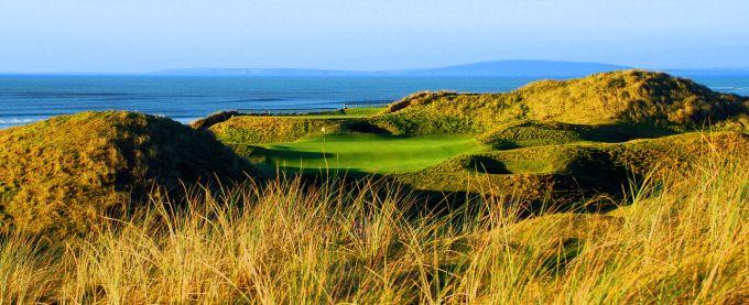 Ballybunion Golf 15th Hole